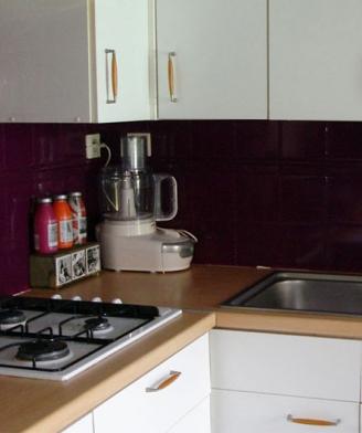 Peindre du Carrelage : une faïence comme neuve dans ma cuisine