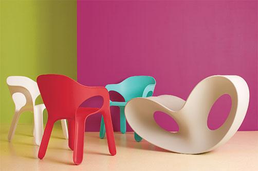 Repeindre Une Chaise En Plastique - Peintures Julien