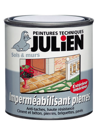 imperm abilisant pierres peintures julien. Black Bedroom Furniture Sets. Home Design Ideas