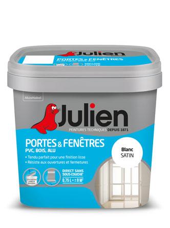 Peinture portes et fen tres peintures julien - Peinture porte et fenetre ...