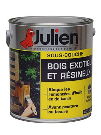 SousCouche Bois Exotiques Et Rsineux  Peintures Julien