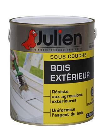 sous couche bois ext rieur peintures julien. Black Bedroom Furniture Sets. Home Design Ideas