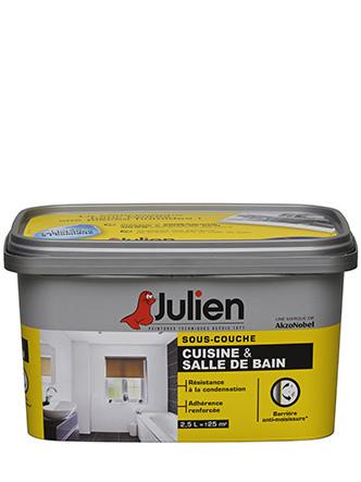 SousCouche Cuisine Et Salle De Bain  Peintures Julien