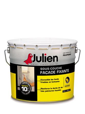 SousCouche Faade Fixante  Peintures Julien