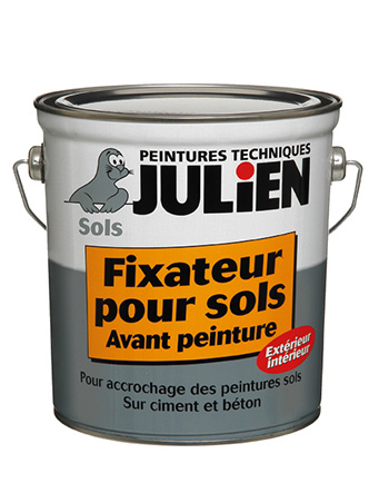 fixateur pour sols peintures julien. Black Bedroom Furniture Sets. Home Design Ideas
