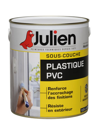 sous couche plastique pvc peintures julien. Black Bedroom Furniture Sets. Home Design Ideas